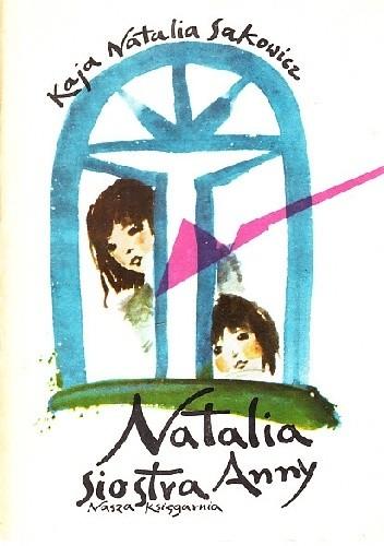 Okładka książki Natalia siostra Anny