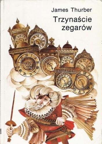 Okładka książki Trzynaście zegarów