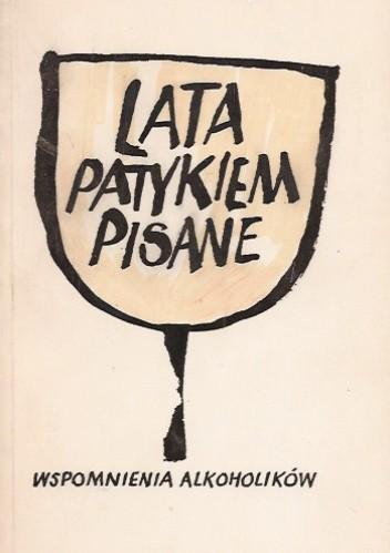 Okładka książki Lata patykiem pisane