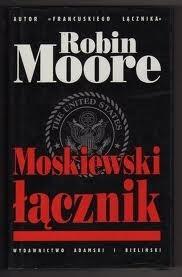 Okładka książki Moskiewski łącznik