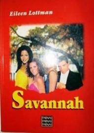 Okładka książki Savannah
