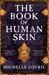 Okładka książki The Book of Human Skin