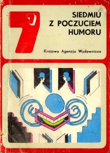 Okładka książki Siedmiu z poczuciem humoru