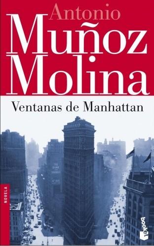 Okładka książki Ventanas de Manhattan
