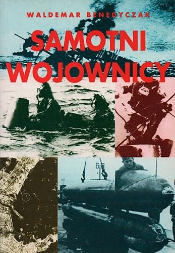 Okładka książki Samotni wojownicy