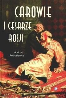 Okładka książki Carowie i cesarze Rosji
