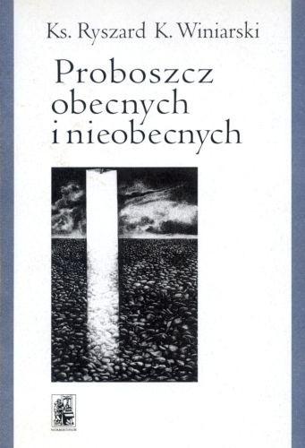 Okładka książki Proboszcz obecnych i nieobecnych