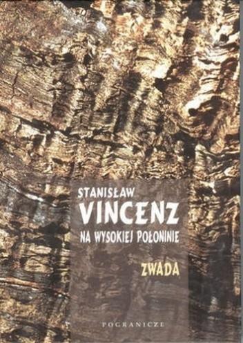 Okładka książki Na wysokiej połoninie. Pasmo II Nowe czasy. Księga I Zwada