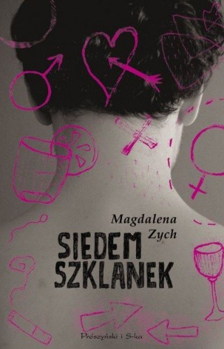 Okładka książki Siedem szklanek