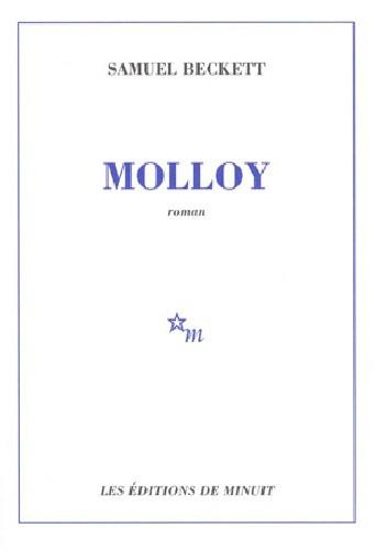 Okładka książki Molloy