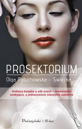 Okładka książki Prosektorium