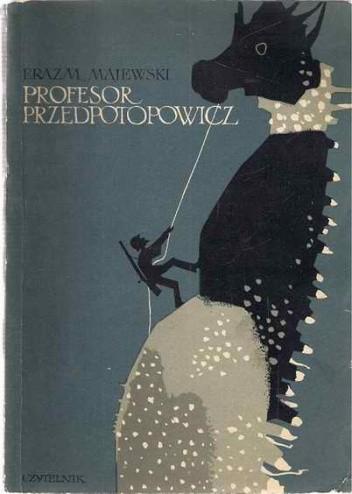 Okładka książki Profesor Przedpotopowicz