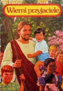 Okładka książki Wierni przyjaciele 5