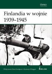 Okładka książki Finlandia w wojnie 1939-1945