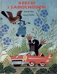 Okładka książki Krecik i samochodzik