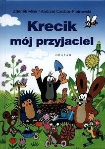 Okładka książki Krecik mój przyjaciel