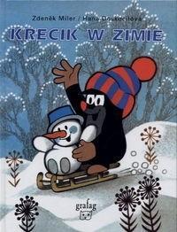 Okładka książki Krecik w zimie
