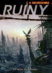 Okładka książki Neuroshima: Ruiny