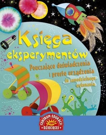 Okładka książki Księga Eksperymentów