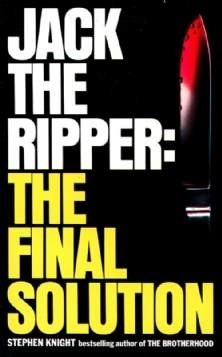 Okładka książki Jack the Ripper: the final solution
