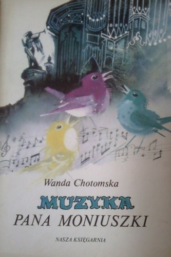 Okładka książki Muzyka pana Moniuszki