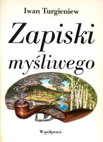 Okładka książki Zapiski myśliwego
