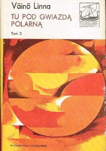 Okładka książki Tu, pod Gwiazdą Polarną T. 2