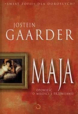 Okładka książki Maja. Opowieść o miłości i przemijaniu