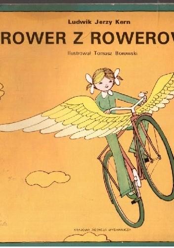 Okładka książki Rower z Rowerowa