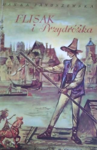 Okładka książki Flisak i Przydróżka