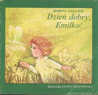 Okładka książki Dzień dobry, Emilko!