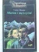 Okładka książki Marion i mężczyźni