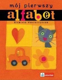 Okładka książki Mój pierwszy alfabet