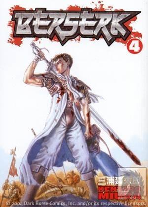 Okładka książki Berserk Volume 04