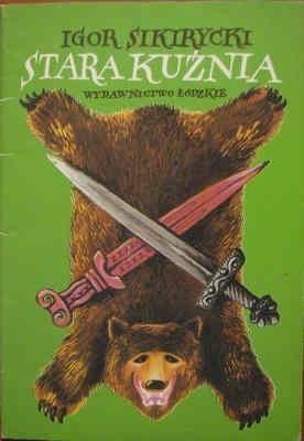 Okładka książki Stara Kuźnia
