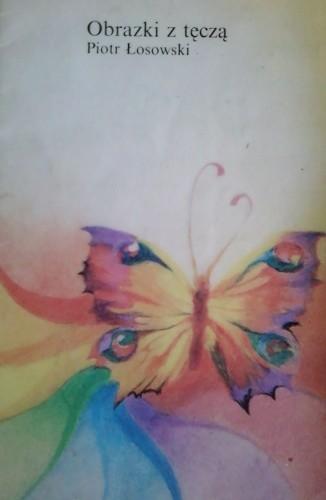 Okładka książki Obrazki z tęczą