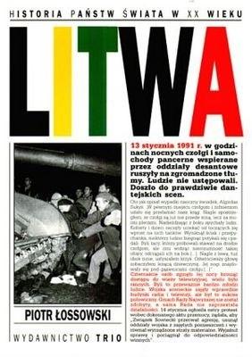 Okładka książki Litwa