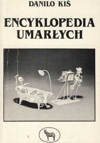 Okładka książki Encyklopedia umarłych