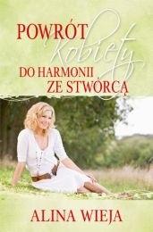Okładka książki Powrót kobiety do harmonii ze Stwórcą