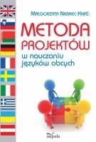 Okładka książki Metoda projektów w nauczaniu języków obcych