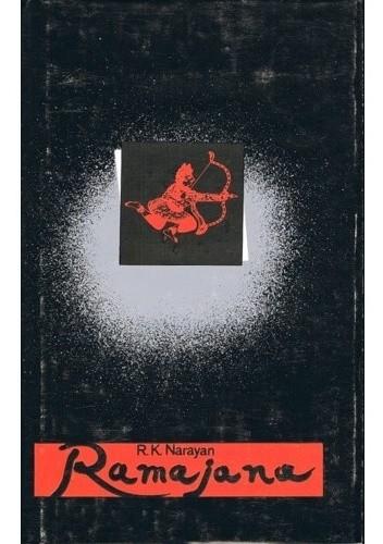 Okładka książki Ramajana: współczesną prozą opowiedziany epos indyjski