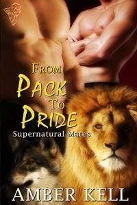 Okładka książki From Pack to Pride