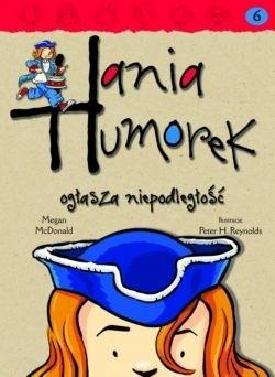 Okładka książki Hania Humorek ogłasza niepodległość
