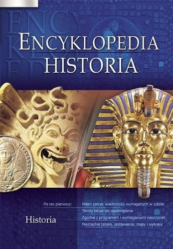 Okładka książki Encyklopedia historia