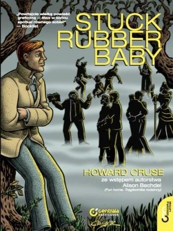 Okładka książki Stuck Rubber Baby