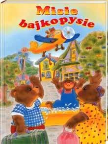 Okładka książki Misie bajkopysie