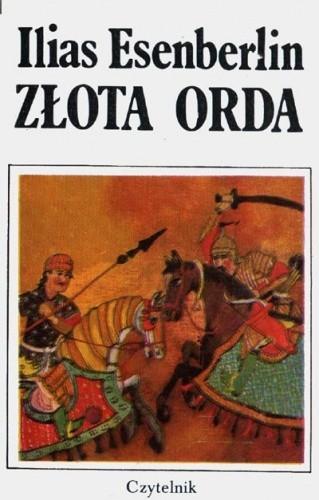 Okładka książki Złota Orda