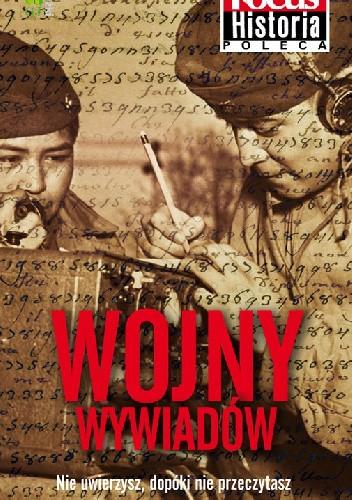 Okładka książki Wojny wywiadów