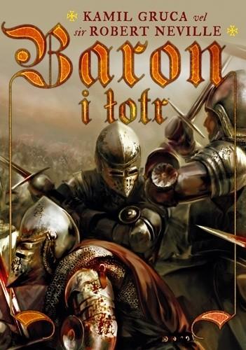 Okładka książki Baron i łotr