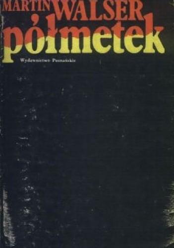 Okładka książki Półmetek